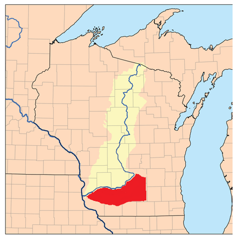 File:Map of Wisconsin.PNG