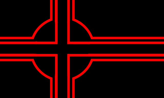File:Black sun nordic cross no sun.png