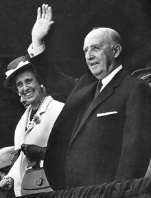 Francisco Franco and Carmen Polo