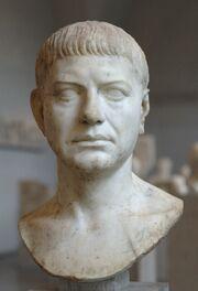 Roman Bust 20 CE