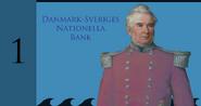Denmark-Sweden $1