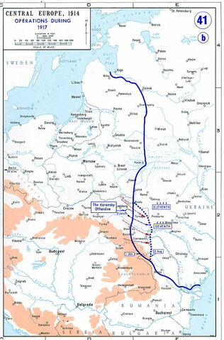 File:Eastern Front As of 1917.jpg