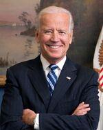 Official portrait of Vice President Joe Biden