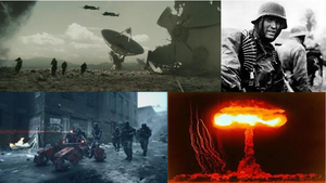Sino-Soviet War Montage