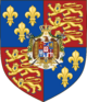 Coat of Arms of the United Kingdom of England, Wales and Italy TE
