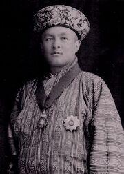 Bhutan-Jigme-Wangchuk