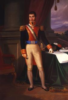 Agustín de Iturbide (República Mexicana en 1814)