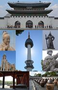 389px-Seoul montage 2013