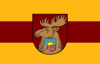 Flag of the Duke of Livonia (PM3)