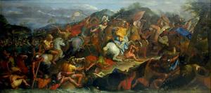 Charles Le Brun, Le Passage du Granique, 1665