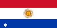Paraguay (Night of the Living Alternate History Map Game)