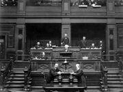 Bundesarchiv Bild 116-121-007, Mitglieder des Deutschen Reichstag