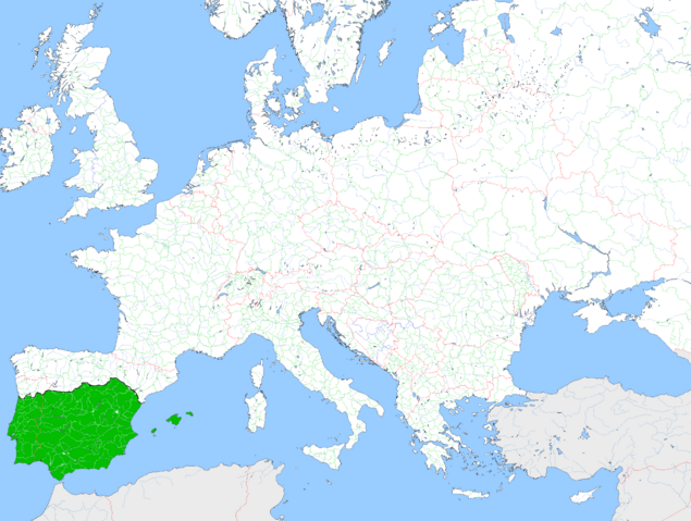 File:Caliphate of Córdoba Muslim World.png