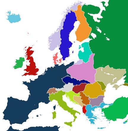 Modern Europe (LLL)-0