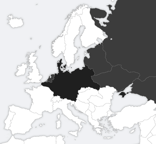File:Europe under Nazi domination(german reich).png