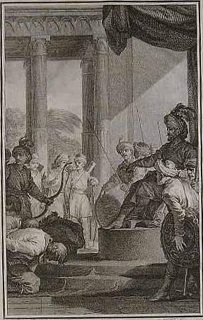 File:The English ask pardon of Aurangzeb.jpg