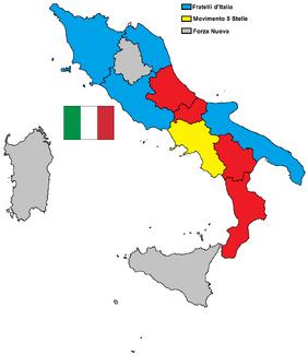 2016 Italian Regional Elections