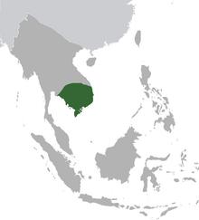 Cambodia province