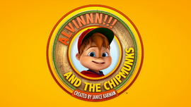 ALVINNN!!! and The Chipmunks Titlecard
