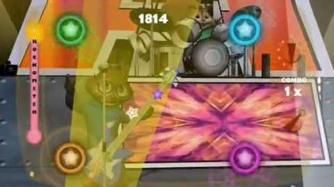 You Really Got Me - The Kinks - Alvin and the Chipmunks Video Game