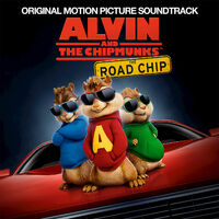 The Road Chip OST Front