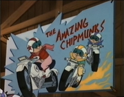 The Amazing Chipmunks