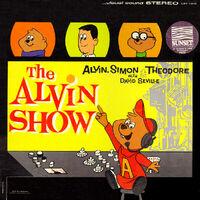 The Alvin Show LP