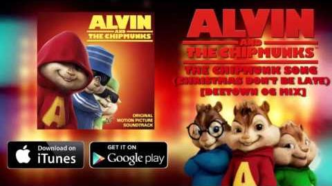 The Chipmunks-The Chipmunk Song (Christmas Don't Be Late) Dee Town OG Mix