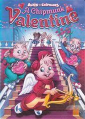 A Chipmunk Valentine Original DVD