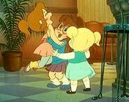Excited Chipettes