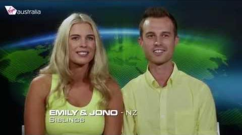 What excites you most about flying? The Amazing Race Australia vs New Zealand