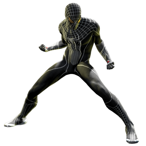 Image - Black suit (The Amazing Spider-Man).png | Amazing Spider ...