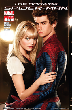 The Amazing Spider-Man The Movie 1