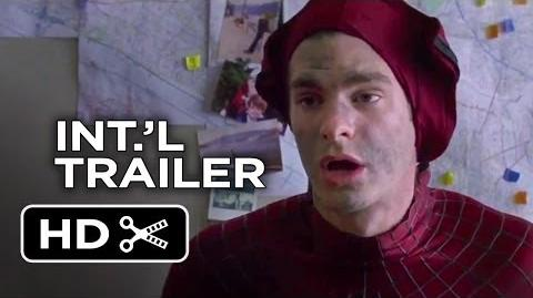 The Amazing Spider-Man 2 Official International Trailer 2 (2014) - Marvel Superhero Movie HD