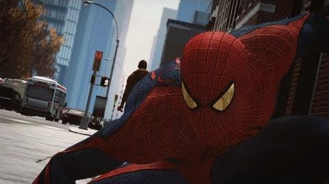 Reveal Trailer The Amazing Spider-Man game