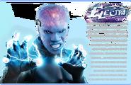 Character bios electro