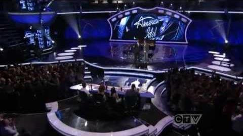 Kris Allen - Apologize (American Idol 8 Top 3) HQ