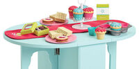 Baking Table and Treats