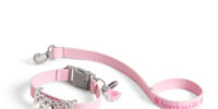 Jeweled Collar and Leash