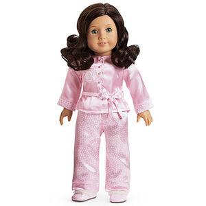 Ruthie's Satin Pajamas