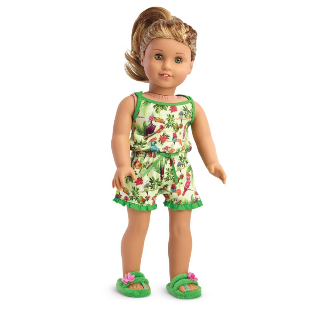 Lea's Rainforest Dreams Pajamas