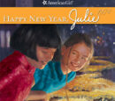 Happy New Year, Julie!