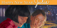 Happy New Year, Julie!