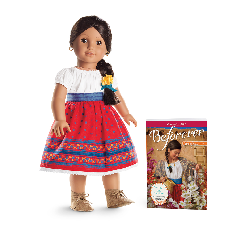 Josefina Montoya Doll American Girl Wiki Fandom