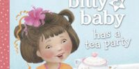Bitty Baby Has a Tea Party