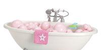 Bubble Bathtub
