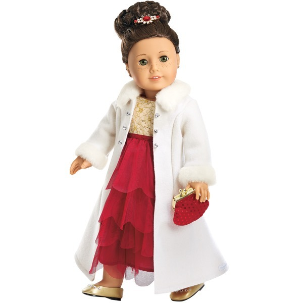 Ruby Ball Gown Set American Girl Wiki Fandom Powered