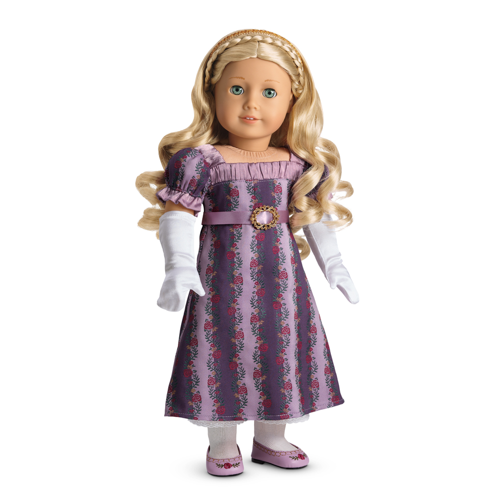 Josefina Birthday Dress: Caroline's Holiday Gown
