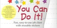 You Can Do It! Job Chart