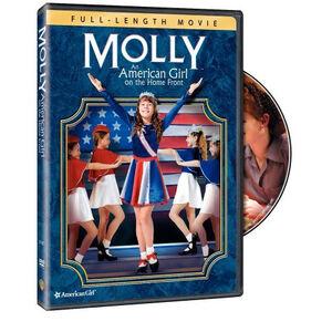 Molly homefront